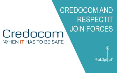 PeakOptical adds new partner to the program: Credocom