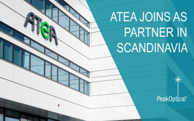 Atea joins as partner in Scandinavia