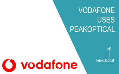 CWDM for Vodafone