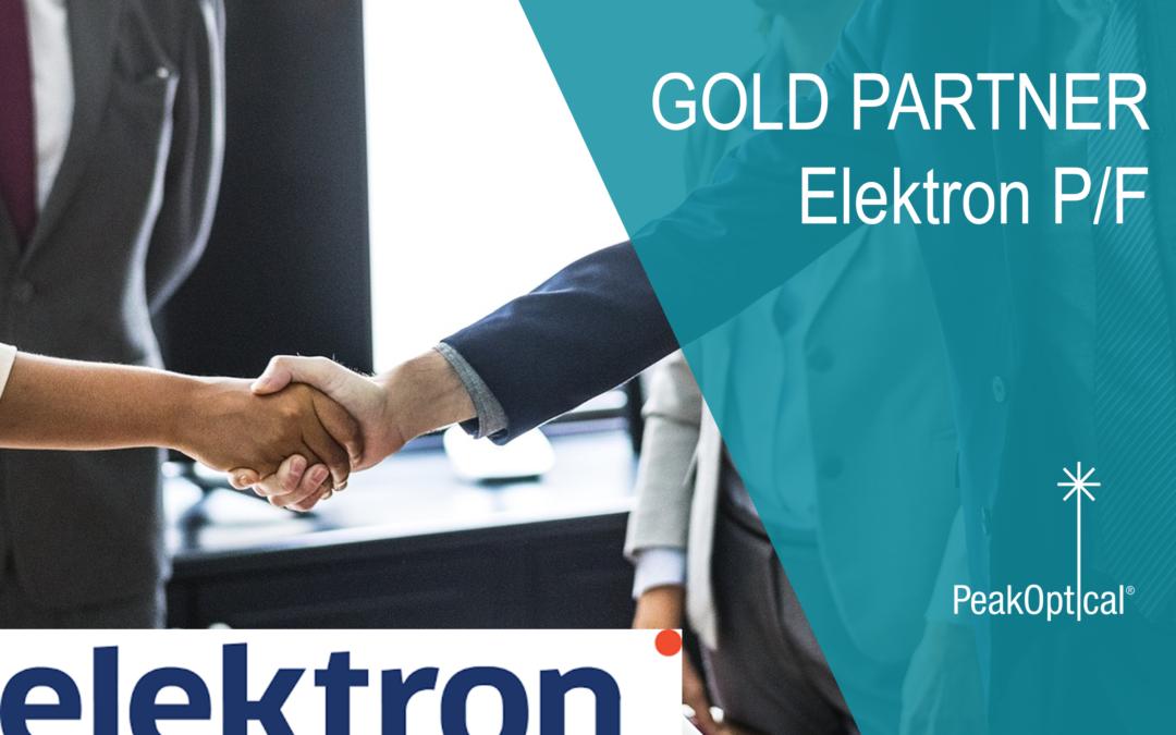 PeakOptical Gold Partner: Elektron P/F