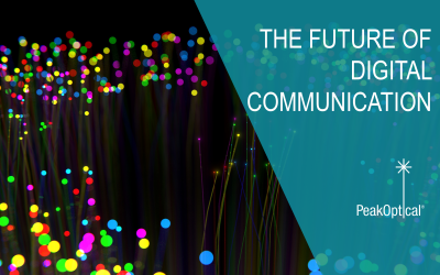 Are fiber optics the future of digital communication?
