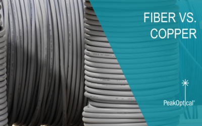 Optical fiber and why you should choose it over copper