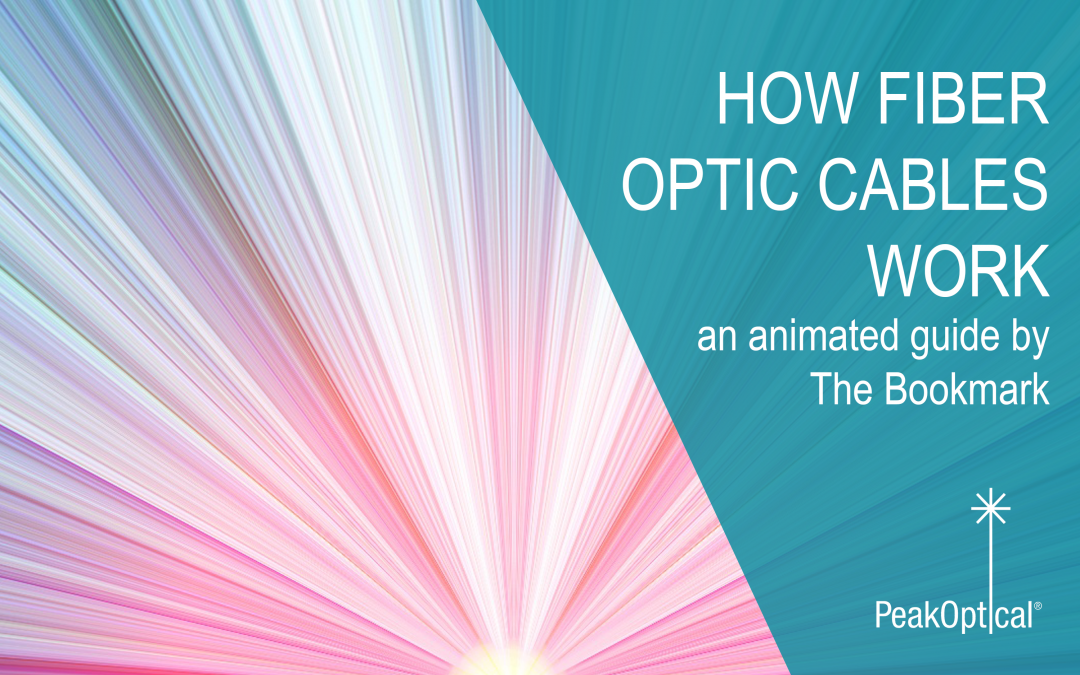 How Fiber Optic Cables Work: An Animated Guide by The BOOKMARK
