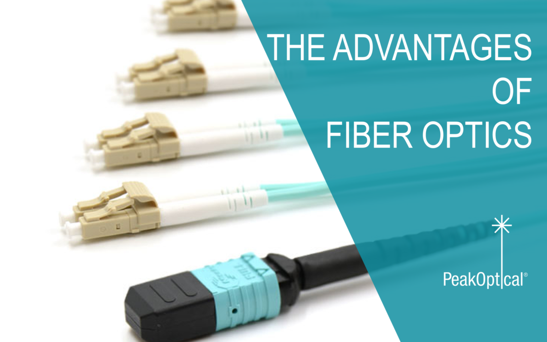 The advantages that fiber optic cables bring to your business