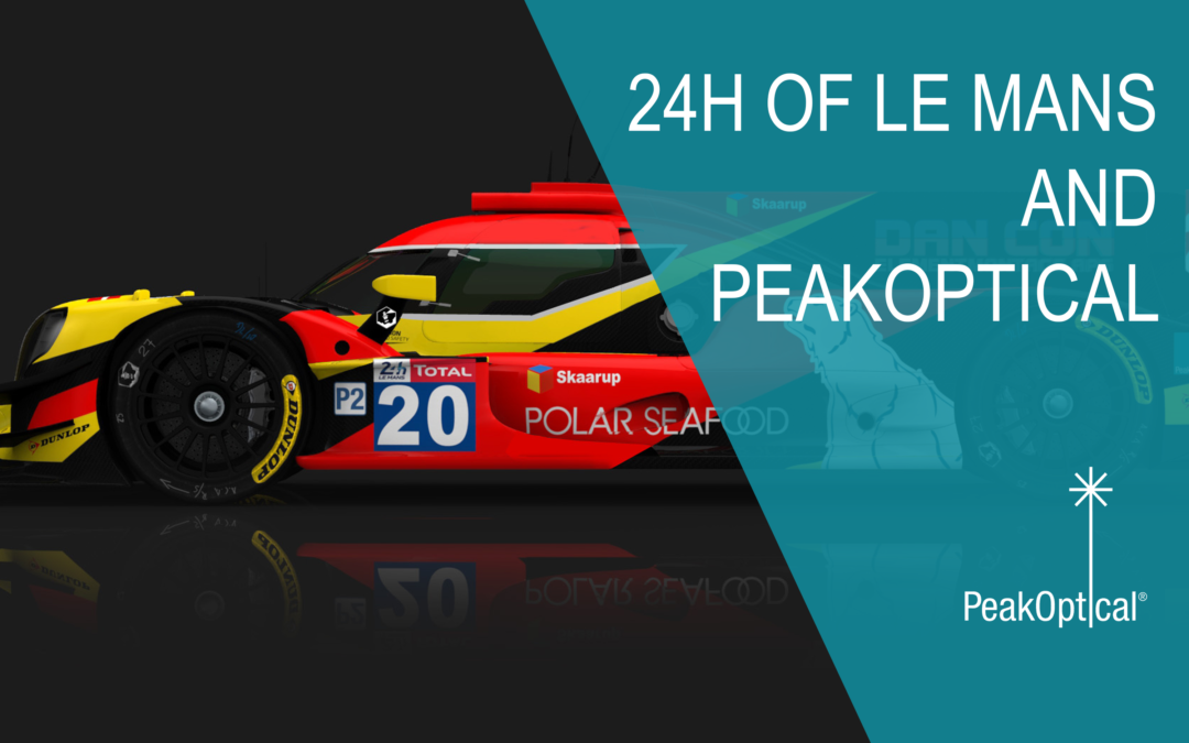 24h of Le Mans – PeakOptical is endorsing High Class Racing