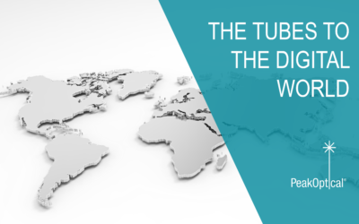 The tubes to the digital world – About the Global Fiber Optic Network