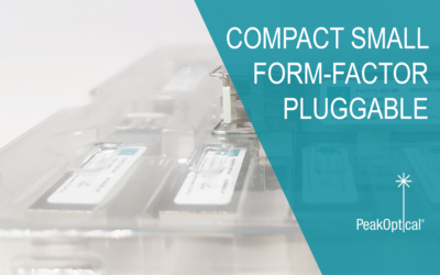 Compact SFP – What is it & Why do we need it?
