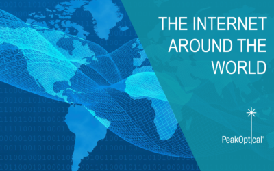 The countries with the fastest Internet in the World