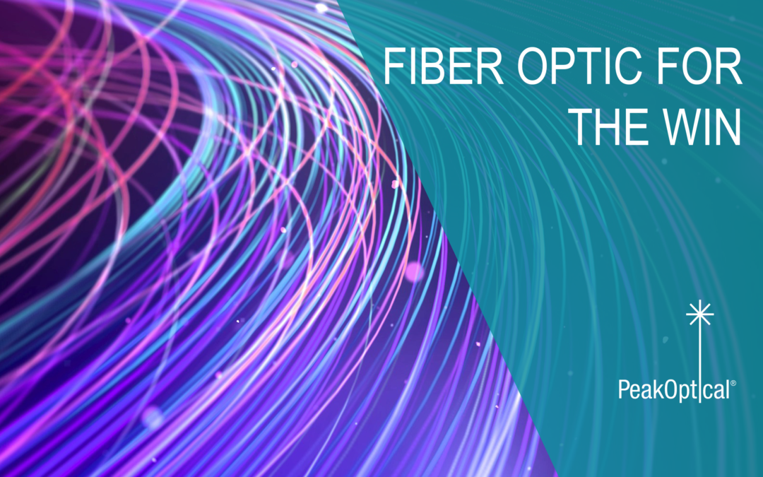 Fiber Optic For The Win – How fiber optic is taking over copper