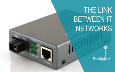 Media converters OR The link between IT networks