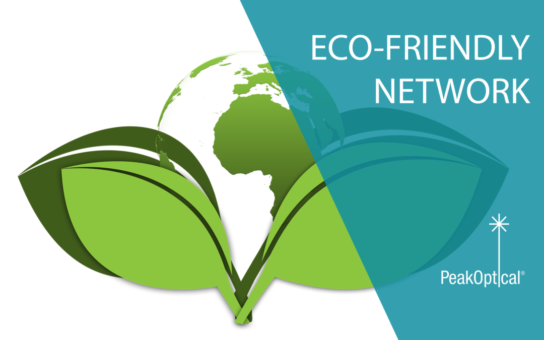 The solution to an Eco-Friendly Network