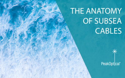 The Anatomy of Subsea Cables – Our Underwater Internet