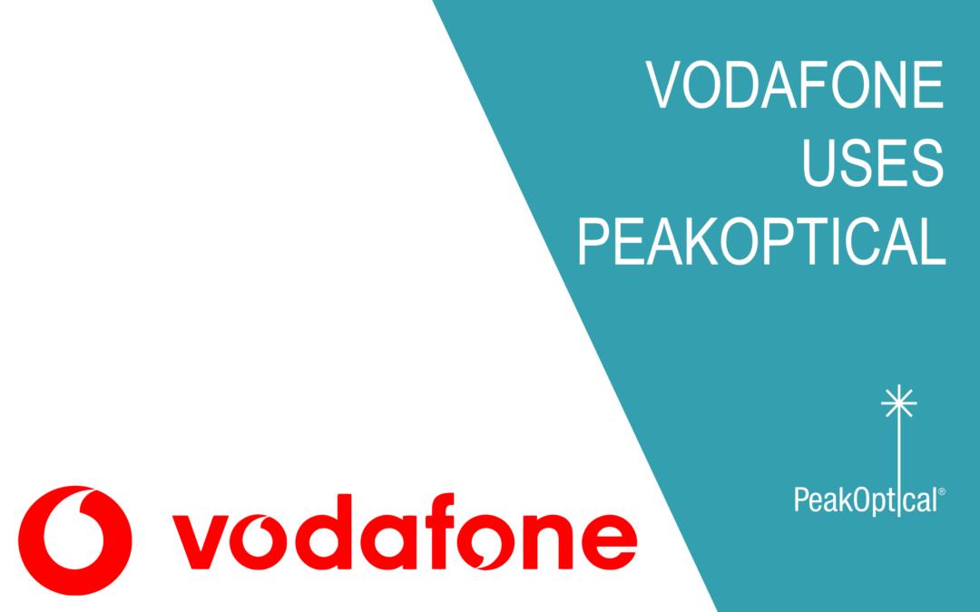 CWDM for Vodafone