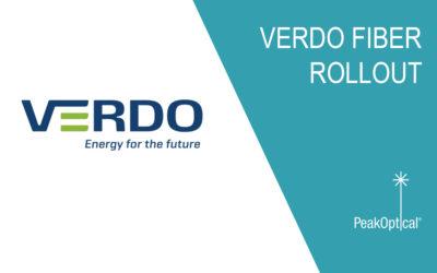Verdo Fiber Rollout