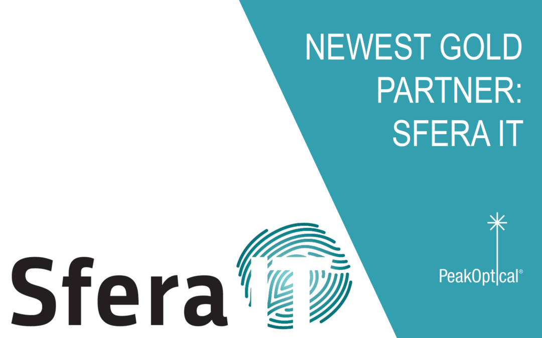 NEWEST GOLD PARTNER SFERA IT