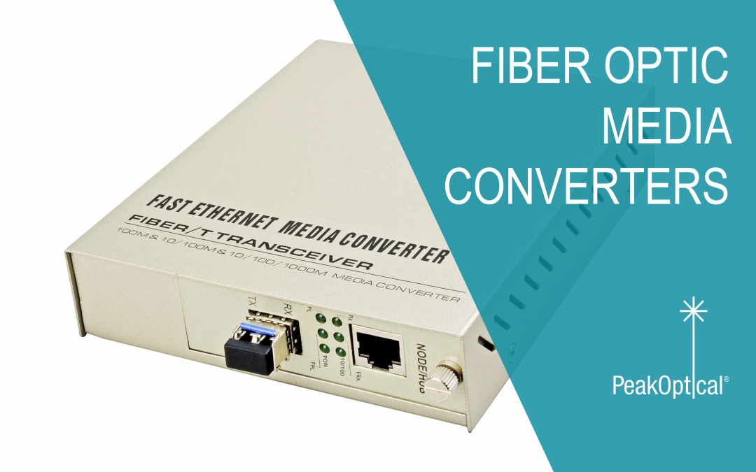 fiber optic media converters