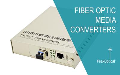Let's talk about Fiber Optic Media Converters!