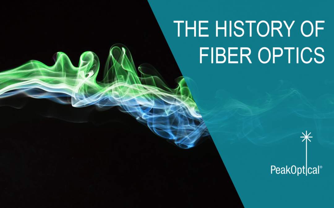 THE HISTORY OF FIBER OPTICS