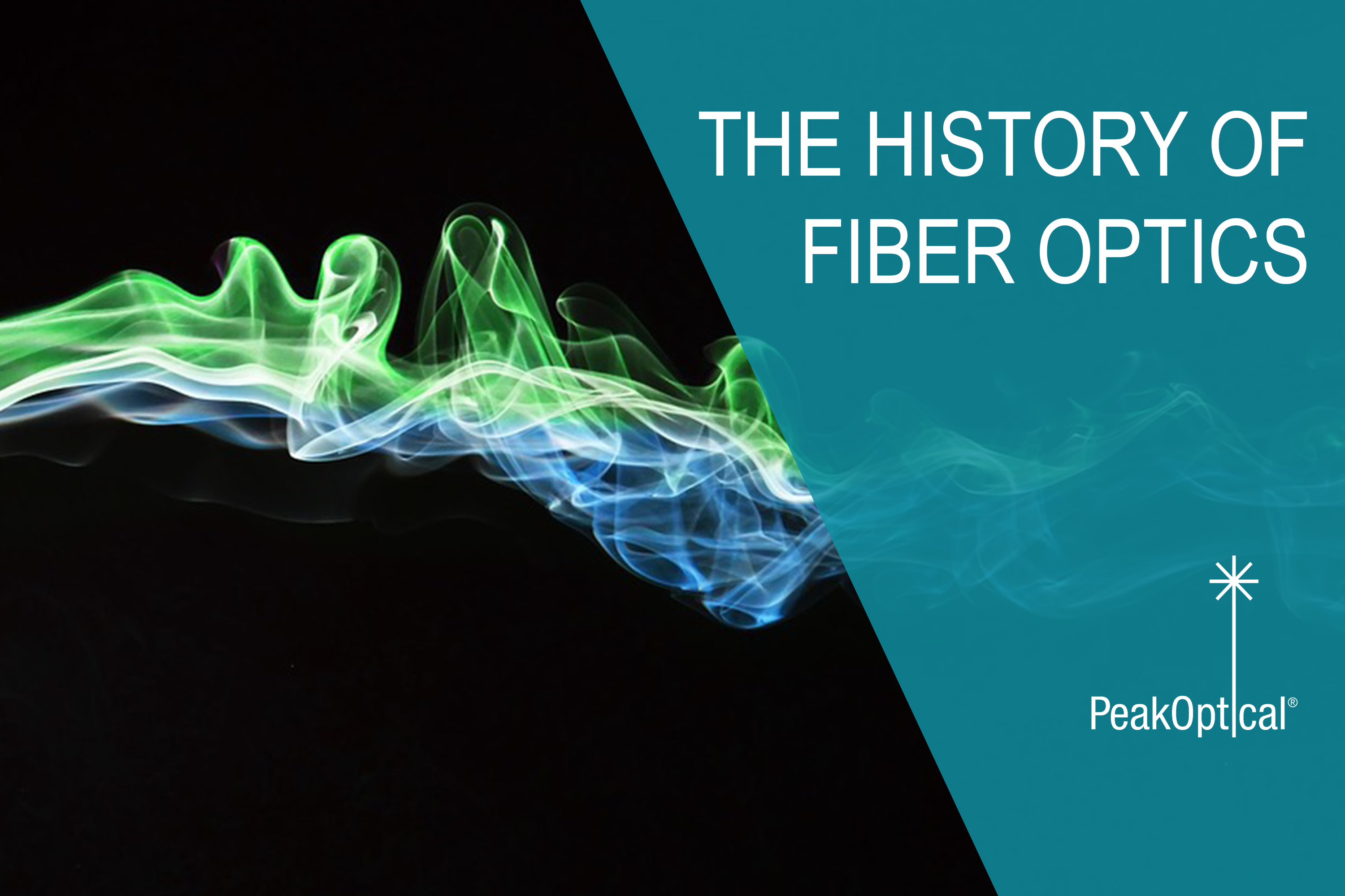 History Of Fiber Optics From Romans Until Today By Peakoptical