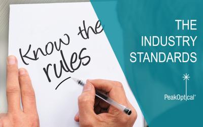 Industry Standard – PeakOptical Fiber Optic Definitions