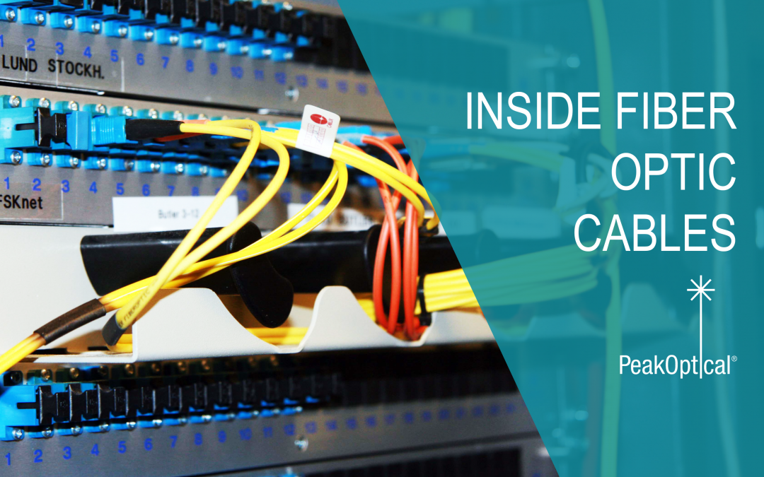 Inside Fiber optic cables Article