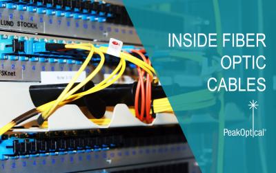 Inside Fiber Optic Cables