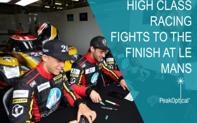 Overview of High Class Racing in Le Mans 2019
