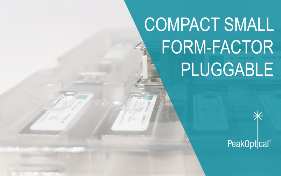 compact sfp transceiver