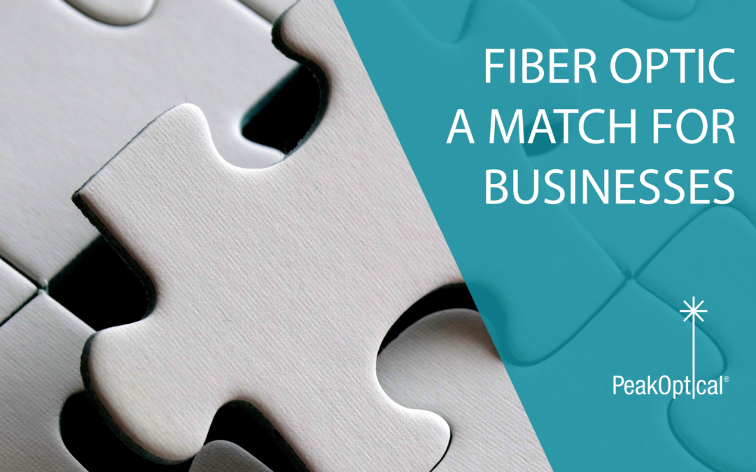 Fiber optic – a match for all businesses